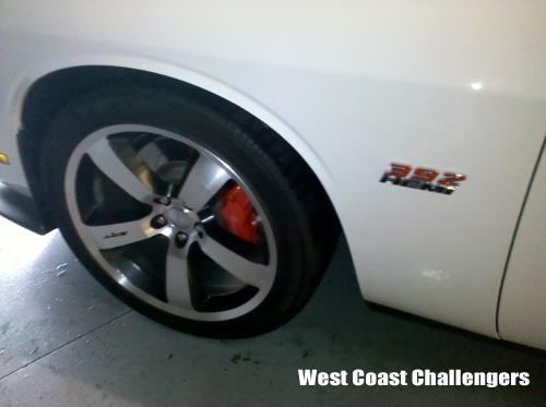 392 Challenger Wheels