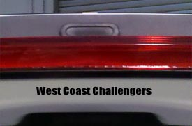 Challenger Trunk Release
