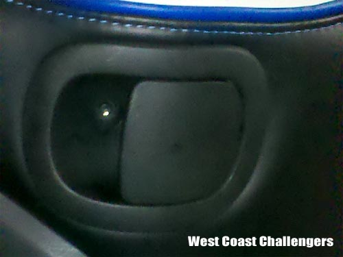 Challenger Seat Release