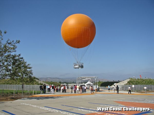 Orange County Great Park Balloon Ride