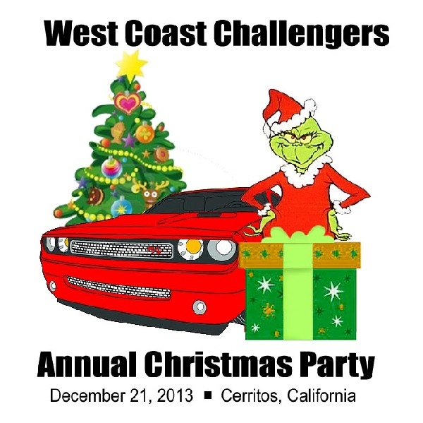 WCC Christmas Party 2013