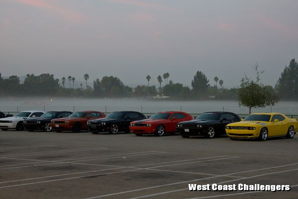 Desert Challengers and West Coast Challengers