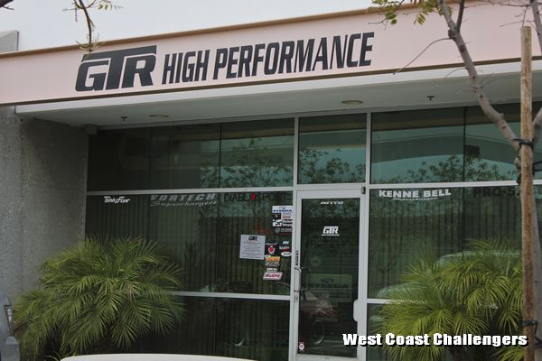 Dyno Day at GTR High Performance